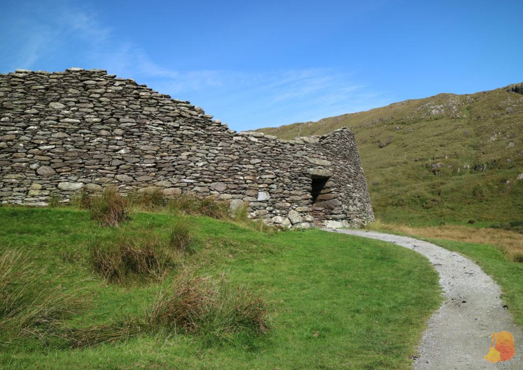 Fuerte circular de piedra de Staigue