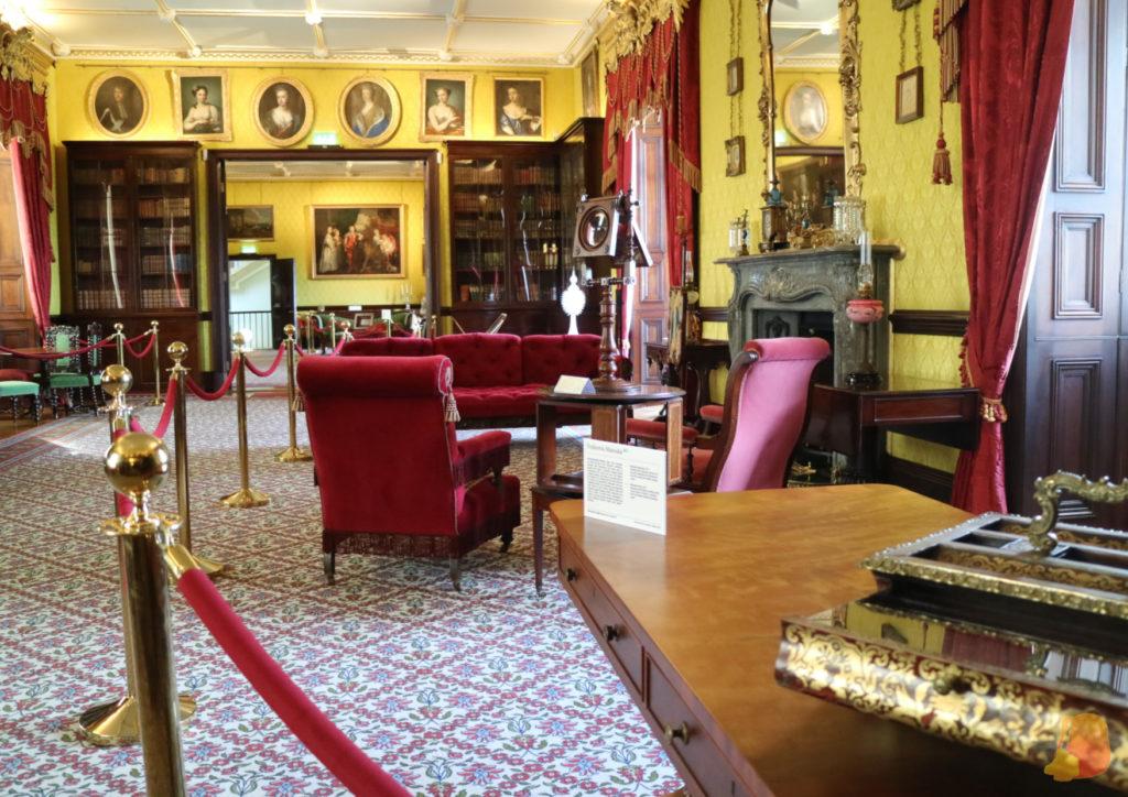Biblioteca del Castillo de Kilkenny
