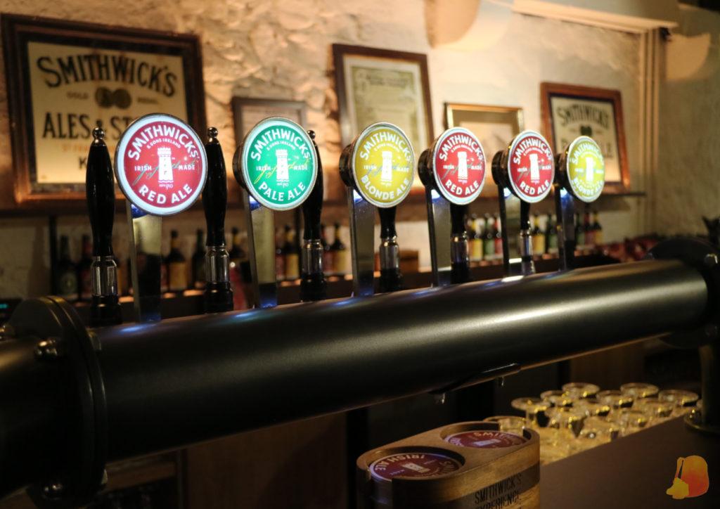 Tiradores de Cerveza de Smithwick's