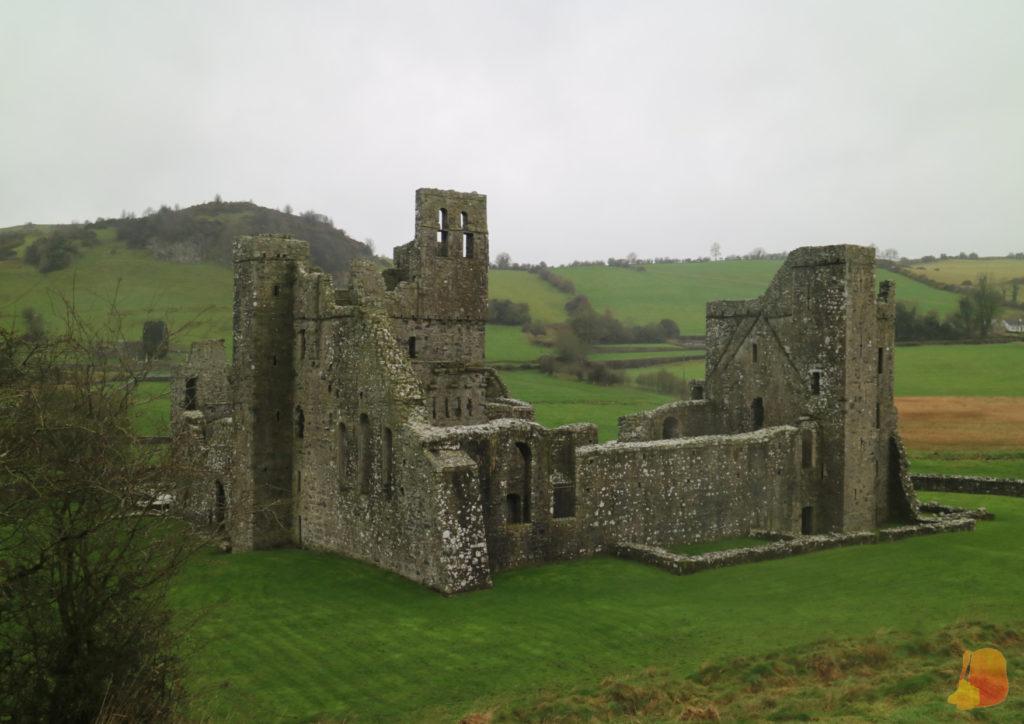 Ruinas de la Abadía de Fore