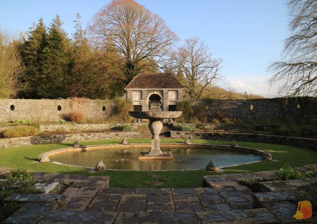 Jardín hundido de Heywood Gardens