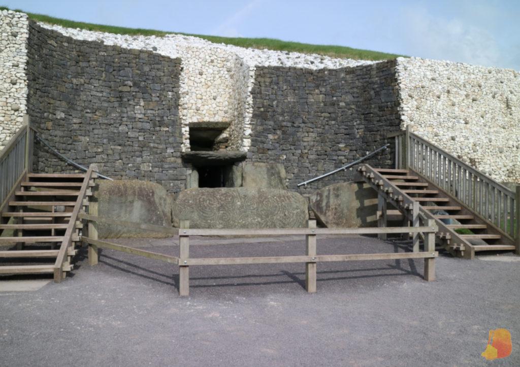 Entrada de Newgrange