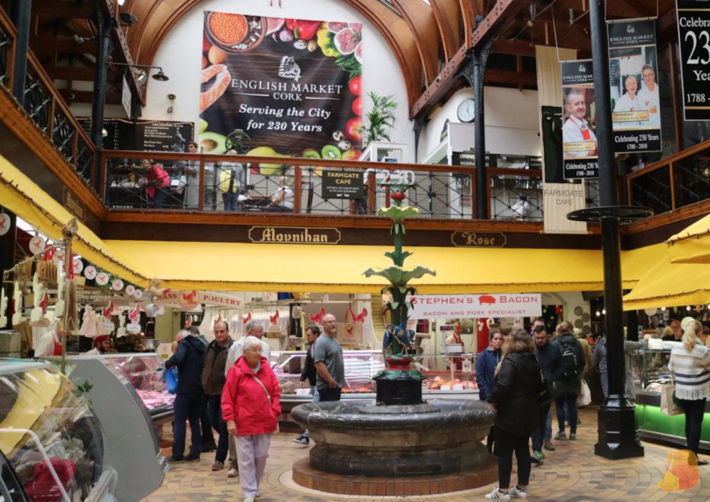 Interior del English Market
