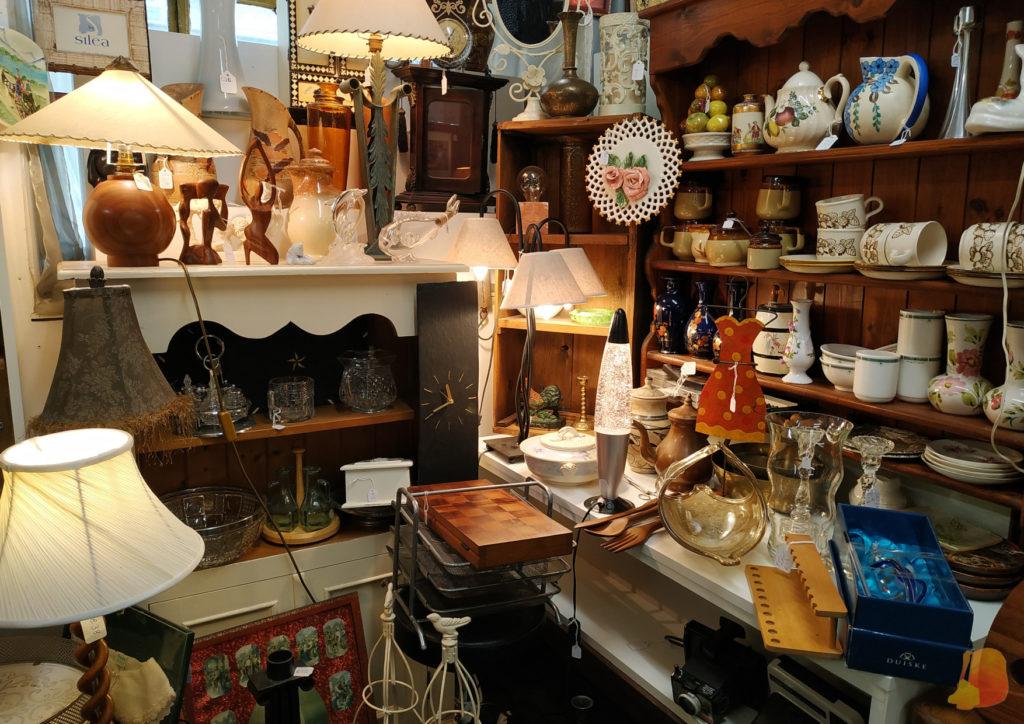 Antigüedades en Mother Jones