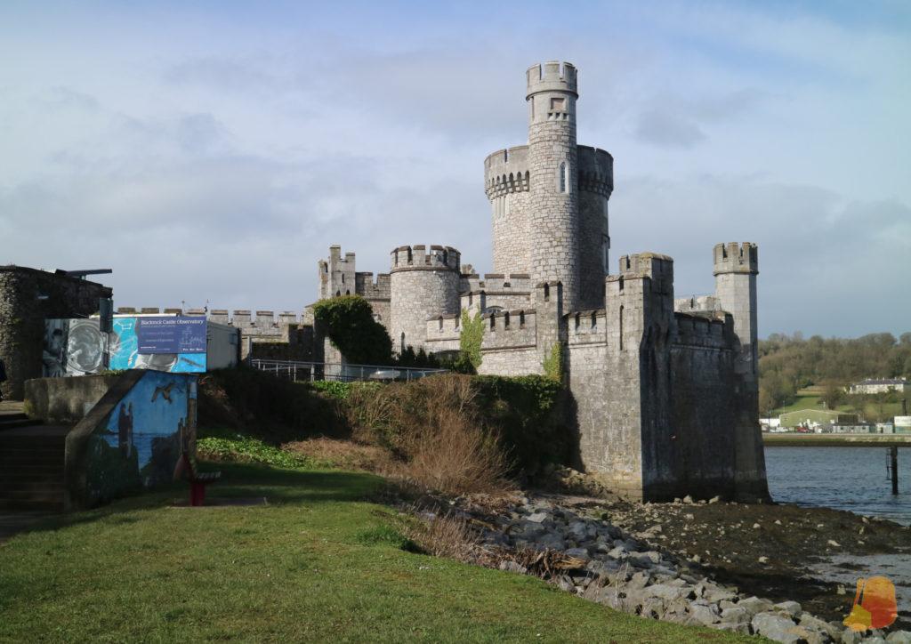 Castillo de Blackrock junto al río Lee