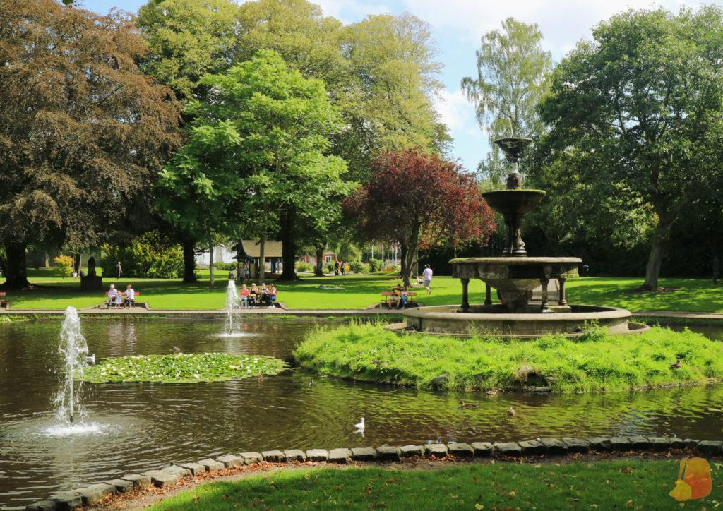 Fuente del Fitzgerald Park