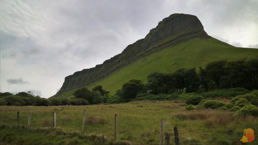 Montaña Benbulben