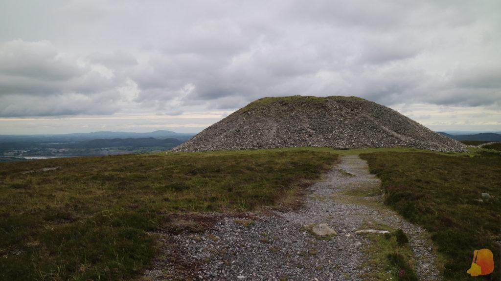 Tumulo de rocas de Knocknarea