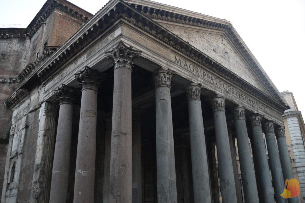 Panteon de Agripa en Roma