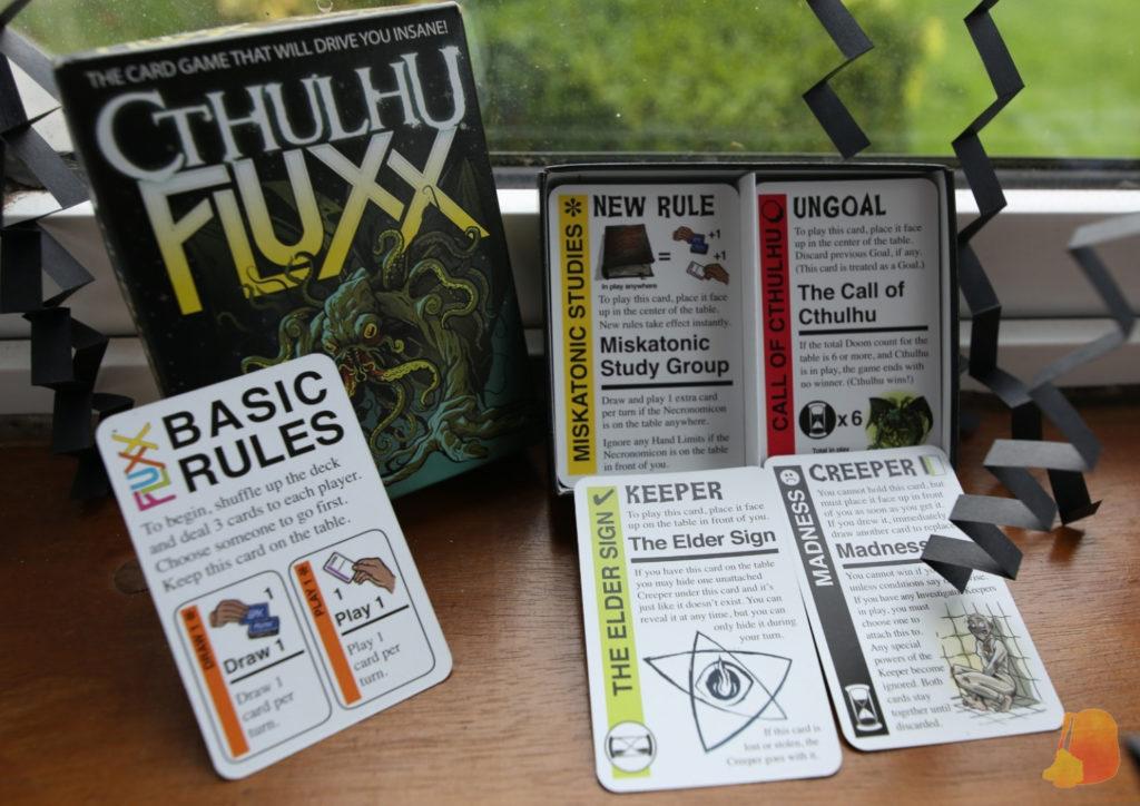 Juego Fluxx Edicion Cthulhu